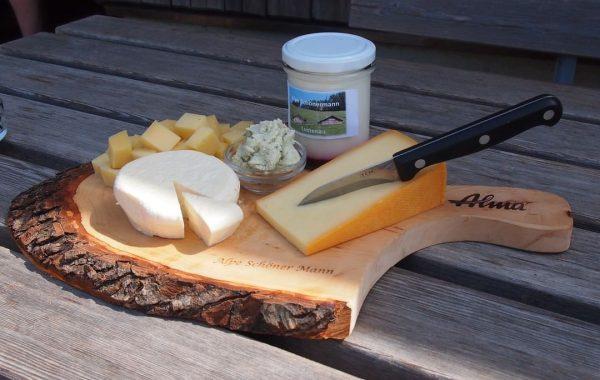 Frisches aus den Alpen Die Alpe Schönenmann wird neu bewirtschaftet – die dazugehörige ...