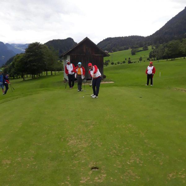 Endlich... gestern hat das Wetter mitgespielt... Golftraining vom Feinsten von Special Olympics Vorarlberg. ...