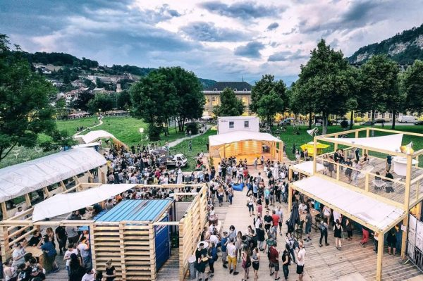Today is the day: @poolbarfestival in Feldkirch starts with a great program from ...