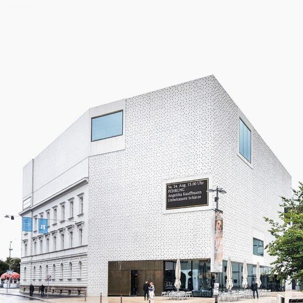 #vorarlbergmuseum #cukrowicznachbaurarchitekten