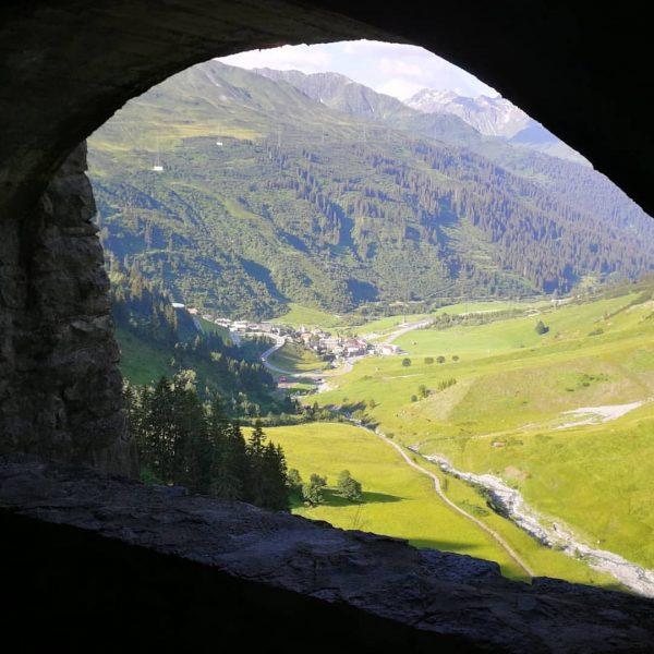 Ich kam. Ich sah. Das Bergdorf. Egal zu welcher Jahreszeit... an diesem Ausblick ...