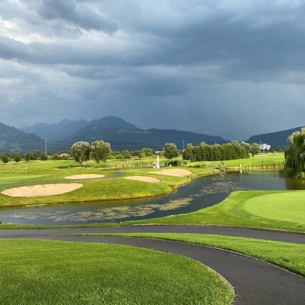 Feierabend / Afterwork 😊⛳️ Golfclub Montfort Rankweil