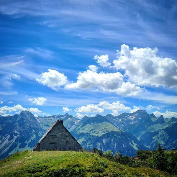 Traumhaft ... #österreich #vorarlbergwandern #vorarlberg #bregenzerwald #schoppernau #au_schoppernau #travelvorarlberg #alps #alpen #wandern #wanderlust #urlaub #holiday #travelphotography #travel...