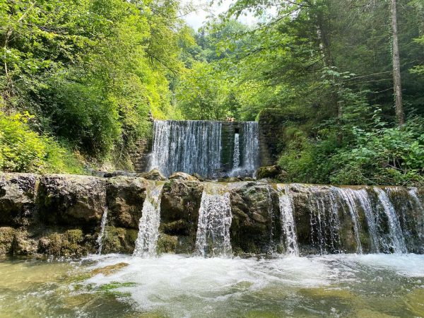 #hohenems #vorarlberg #schlosplatz #visitvorarlberg #emsreute #ländle #visitaustria #österreich #austria #Wasserfall