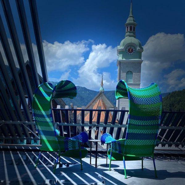 Exklusiver Zutritt zum Rooftop mit Skypool mit dem Treatment Wolke7 #jetztbuchen #skypool #rooftop ...
