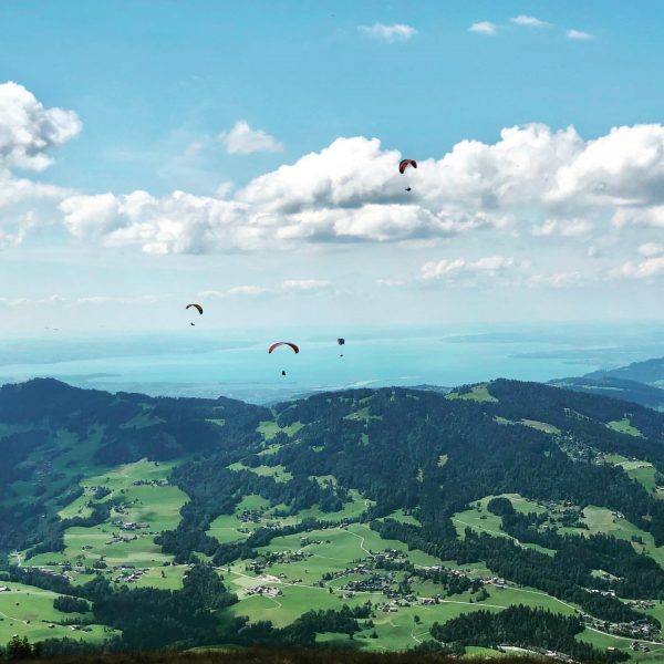 #bregenzerwald #andelsbuch #gleitschirmfliegen #hiking #austria Bregenzerwald