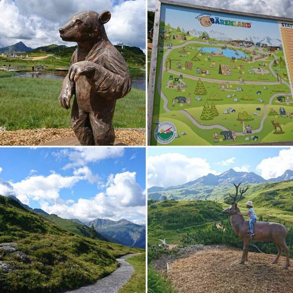 Bärig 🐻 heute am Sonnenkopf ☀️😎 👍 🏞️ 🚡🤩 #sommer2020 #urlaubzuhause #bärenland #venividiVorarlberg ...
