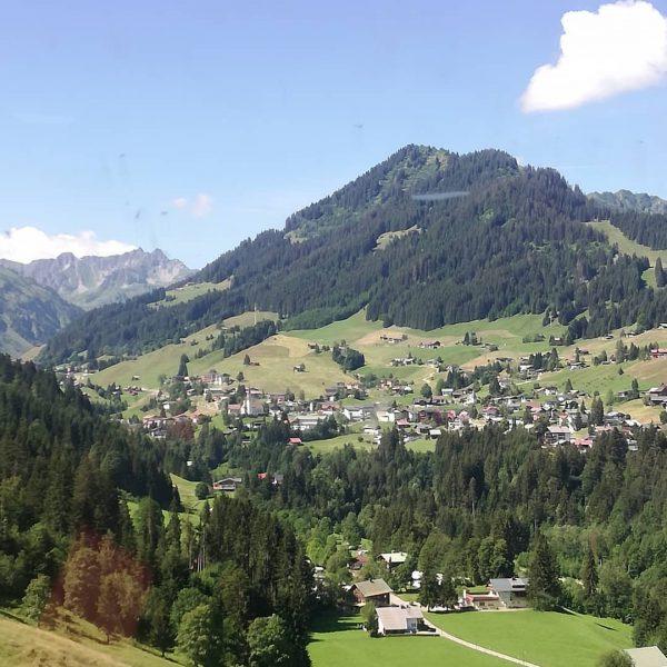 Schönes Allgäu #kleinwalsertal #ifen #gottesacker #naturschönheit #schönstesackgassederwelt #