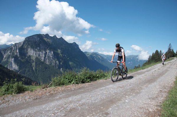 Der #bregenzerwald ist ein Paradies für Mountainbiker! 🚴🏼 Hirschberg (Bregenzerwaldgebirge)