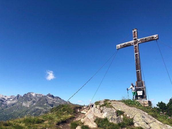 27|07|20. Vom Zeinisjoch auf die Breitspitze und weiter.... #minweag #minweagetappe15 #wanderninvorarlberg