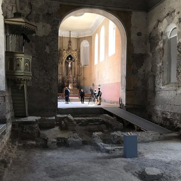 Soon... I wrote an article about the excavations of this church, published in ...