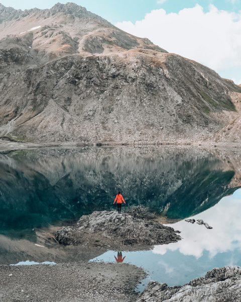 Spieglein, Spieglein an der Wand, wer ist der schönste See im ganzen Land? ...