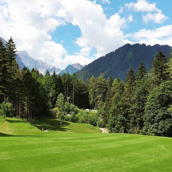 ⛳🏌️♂️ Golf Club Brand - Golfpark mit 18 Spielbahnen