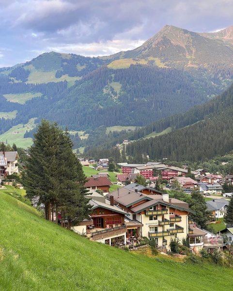 Weiter geht's mit meiner Reise durch Westösterreich, das nächste Ziel ist Mittelberg, Kleinwalsertal! ...