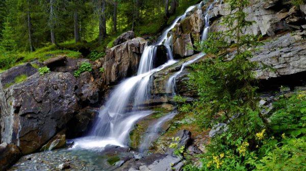 Schwarzwasser Wasserfall xD * * * * * * * * #lumix #lumixg6 ...