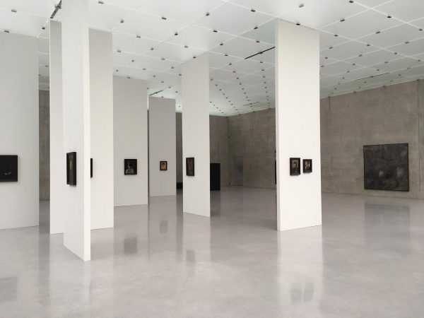 I just discovered #MarkusSchinwald in the current exibition Unprecedented Times @kunsthausbregenz with his ...