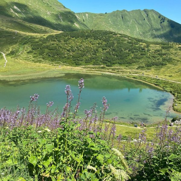 #fellhorn #kleinwalsertal #hiking #summertime #qualitytime #allgäu #allgäueralpen Fellhorn / Kanzelwand