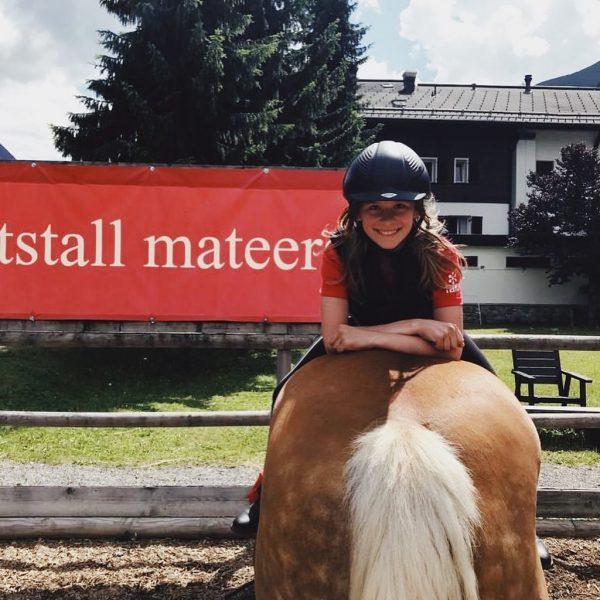 REITERWOCHE im Familienhotel Mateera... die Berge auf dem Rücken der Haflinger-Pferde entdecken, neue ...