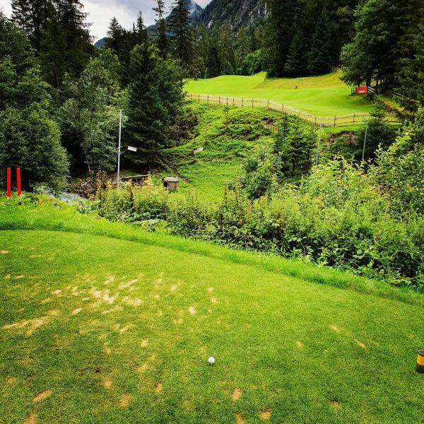 Golfen in den Alpen #ilovegolf #golflife #owlspieltgolf #brandnertal #hausegga #austria Golf Club Brand ...