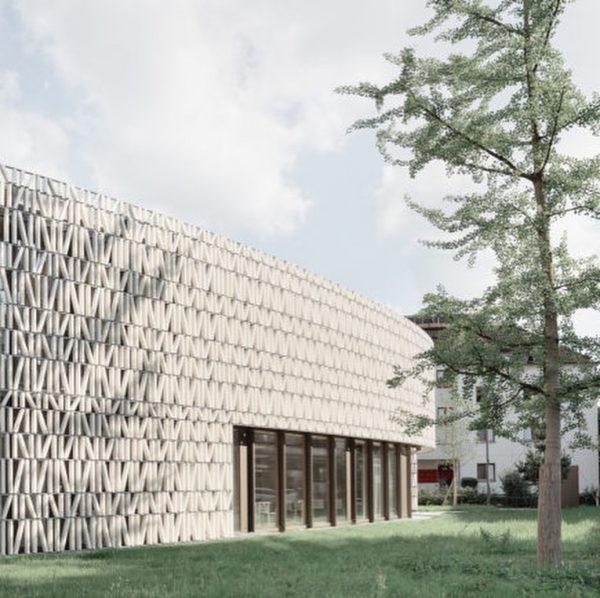 """Aldo Amoretti shoots public library in Dornbirn - """"I am happy when my ..."""
