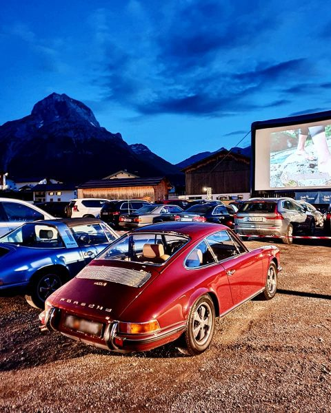 DRIVE-IN cinema Lech 🚘🍿 - this weekend with 2 longtime classics: Bridget Jones ...