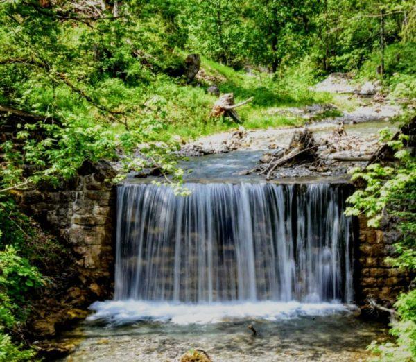 #Bärgunttal, ideal für eine schöne Wanderung 🤗 Erinnerung an den #Urlaub im #Kleinwalsertal ...
