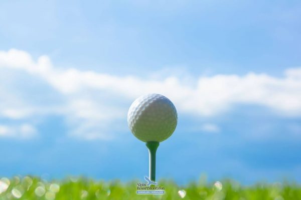 Do you like to play golf? A 9-hole golf course awaits you less ...