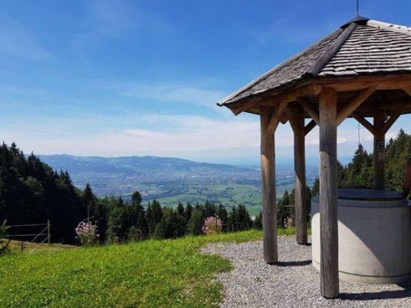 Mit diesem imposanten Ausblick von der Alpe Ranzenberg wünschen wir allen Instagram-Besuchern ein ...