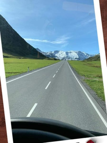 Herbst und Winterbginn alles auf einmal das gibts nur im #klostertal #klösterleamarlberg #ferien ...