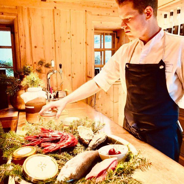 ROTE WAND CHEF'S TABLE in Lech-Zug am Arlberg. Ein Fest der Sinne! Eine ...