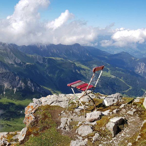 #hiking #weekend in #vorarlberg #austria #brand #leibersteig #mannheimerhuette #schesaplana #luenersee
