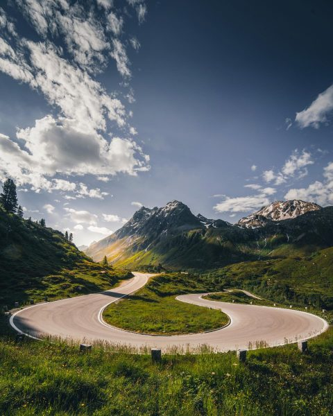 The amazing silvretta Hochalpenstrasse ❤️❤️ • • • • @earth_deluxe @folkgreen @visualsofearth @igbest_shots ...