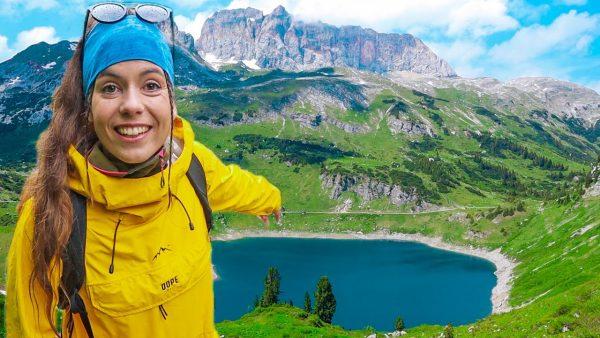 Der schönste Bergsee in Österreich? Wanderung zum Formarinsee bei Lech am Arlberg