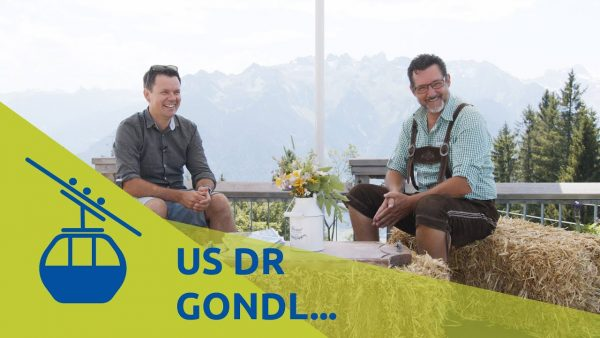 Us dr Gondel mit Gernot Schweigkofler