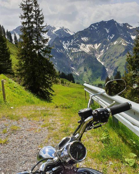 #motorradfahren #motorradtour #biketour #alpen #passstrasse #hochtannbergpass Hochtannbergpass