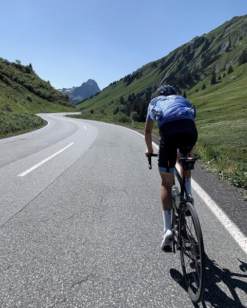 In Search of the Flo Rida High Hochtannbergpass