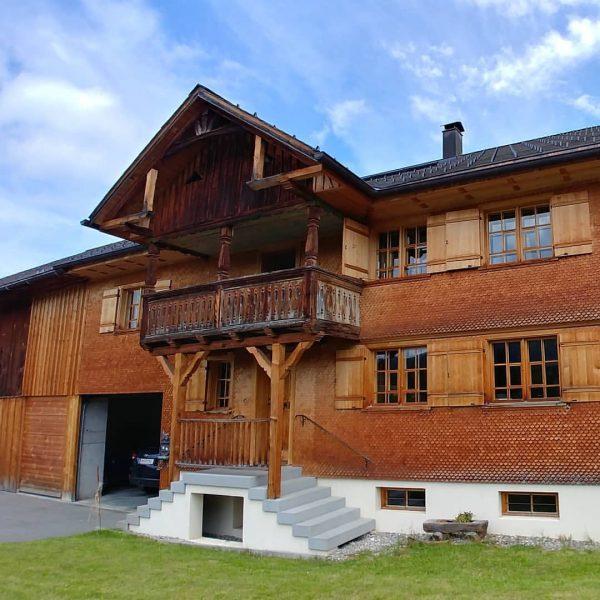Das ist nur eine kleine Auswahl der tollen Holzhäuser wie sie es hier ...