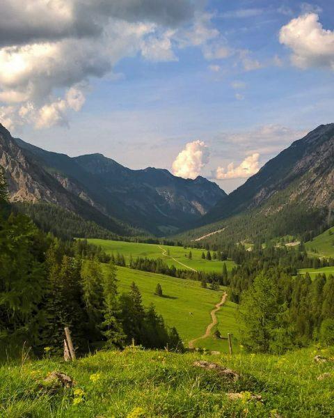 📍Nenzingerhimmel . . . #nenzing #nenzingerhimmel #gamperdona #gamperdond #vorarlberg #heavenonearth #austria #austrianalps #nature ...