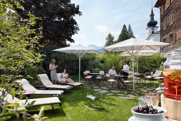 Drei weitere Kulturpicknicks finden im Hotel Gasthof Krone Hittisau statt – Lesungen, Konzerte ...