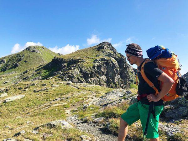 30 07 20. #minweagetappe18 #minweag #thegreatoutdoors #bergsteigen