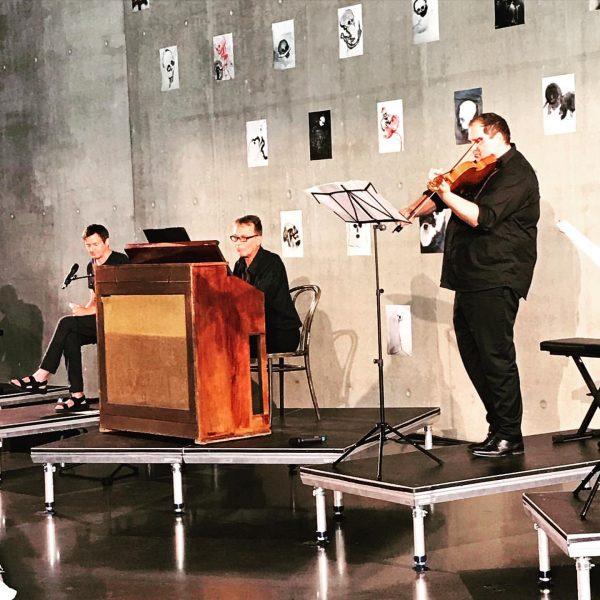 New music at KUB #kubsommer #kunsthausbregenz #ensembleplus