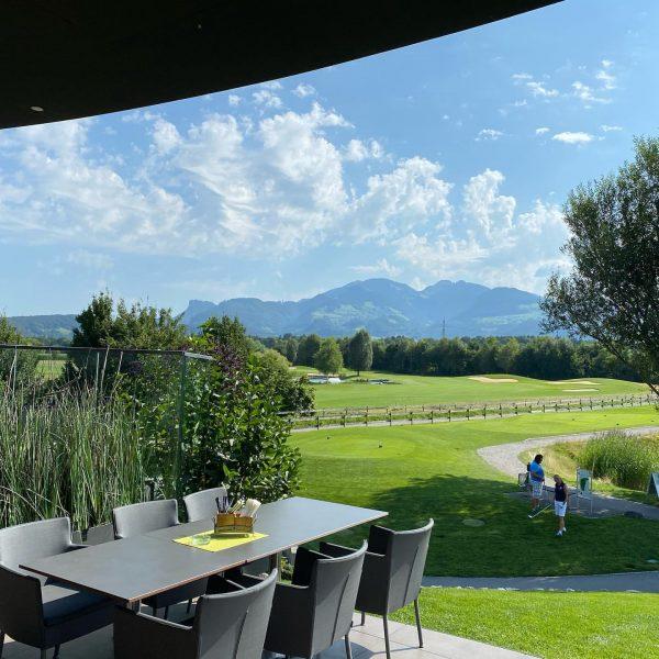 Einfach nur schön 😍 Golfclub Montfort Rankweil