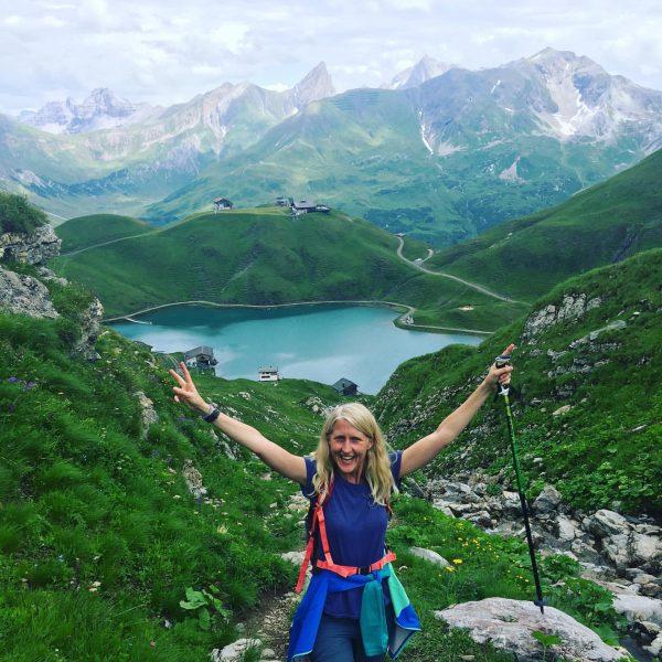 Es war so unglaublich schön in Lech... We had an unbelievably beautiful vacation ...