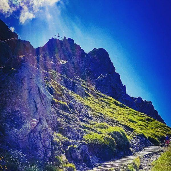 Der Weg ist das Ziel #kleinwalsertal #kanzelwandbahn #bergbahnenoberstdorfkleinwalsertal tdorf Kanzelwand
