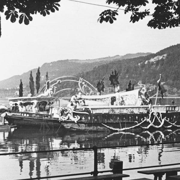 Vor 74 Jahren am 4. August 1946 startete das Programm der ersten Bregenzer ...