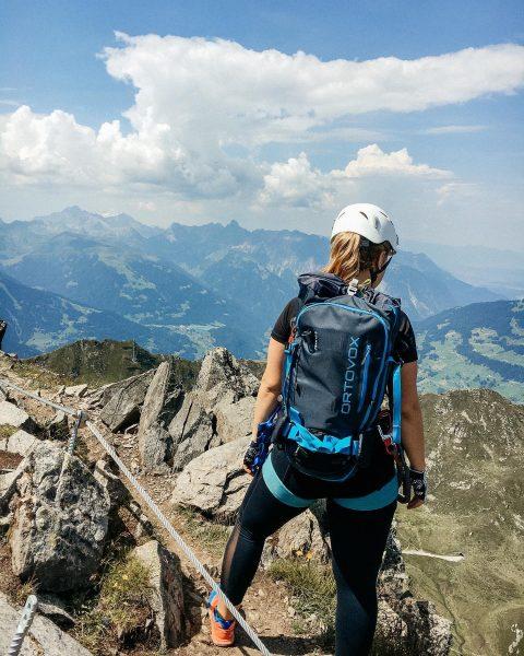 Hochjoch, Montafon 📍❤️ #montafon #silvrettamontafon #meinmontafon #vorarlberg #weekendtrip #wochenendurlaub #viaferrata #klettersteig #klettersteig #hochjoch ...