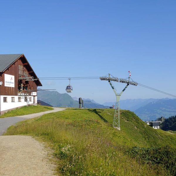 Eine besondere Panoramawanderung in der Silvretta Montafon. Nova Stuba - Madrisella - Heimspitz ...