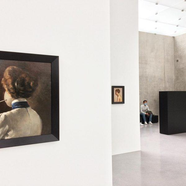 Peaceful moments #kunsthausbregenz #unprecedentedtimes #markusschinwald
