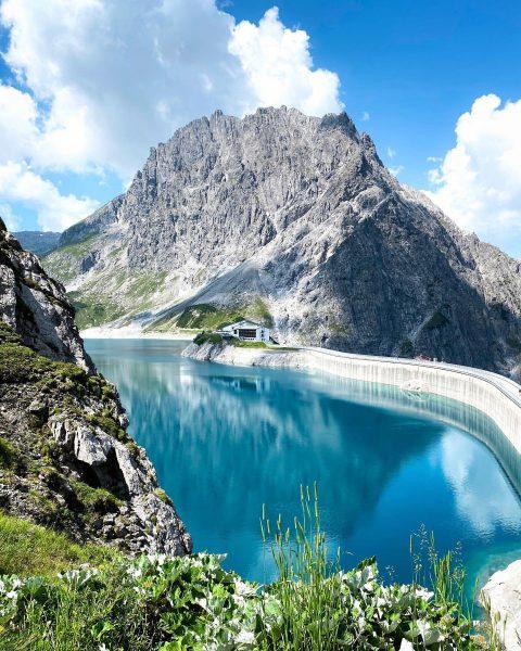 😍😍😍 #visitaustria #discoveraustria #visitvorarlberg #aufderalist #ig_austria #feelaustria #lünersee Lünersee