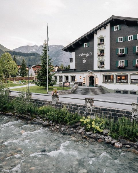 Good morning from lovely Lech 🍃 #Lech #HotelArlbergLech #Vorarlberg #VisitLech #LechZuers #AlpineHotel #SummerintheMountains ...